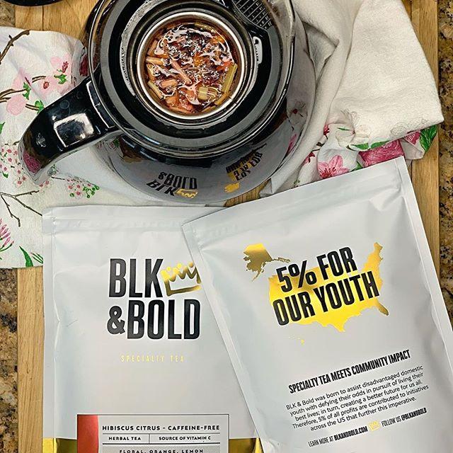 Blk & Bold