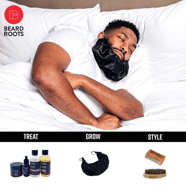 Beard roots beard Care