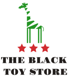 The Black Toy Store Logo