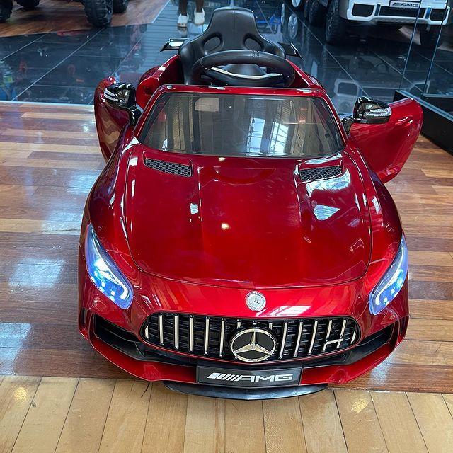 Toddler Motors Mercedes AMG